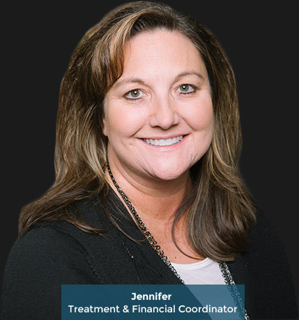 Jennifer the financial coordinator